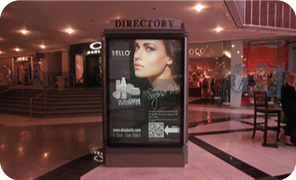 Backlit Panel Advertising Products